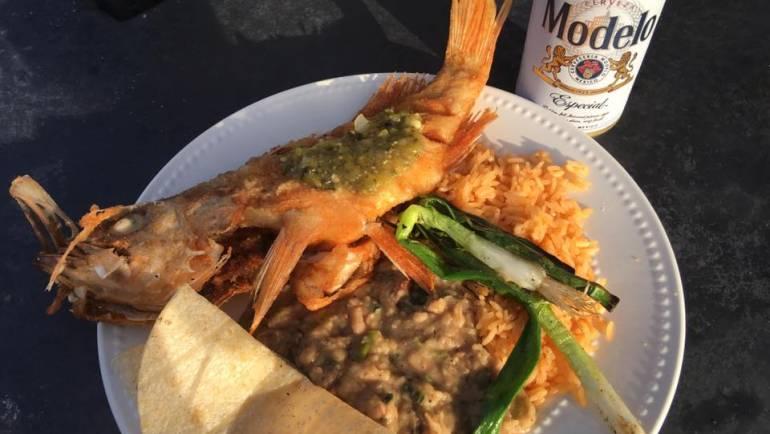 VIP Pescado Frito (Fried Fish)
