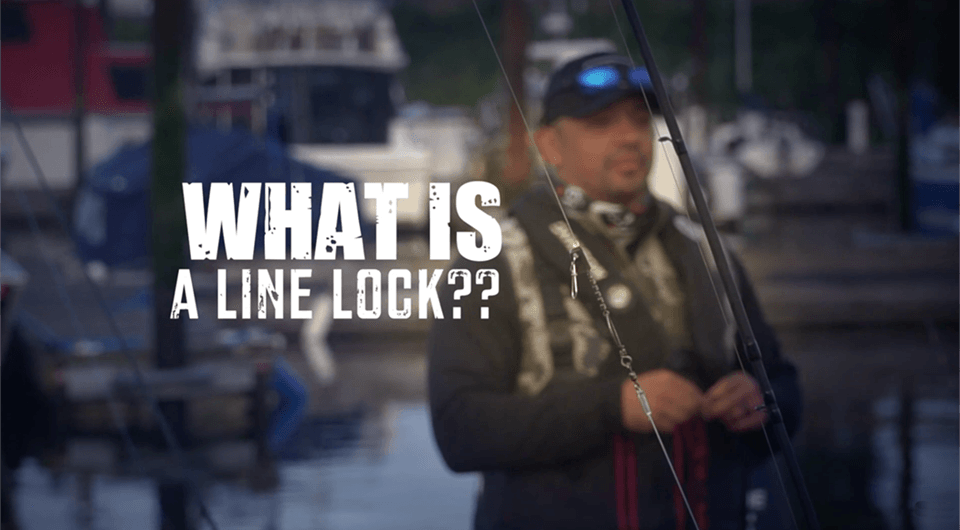 how to use a vip line lock for salmon fishing