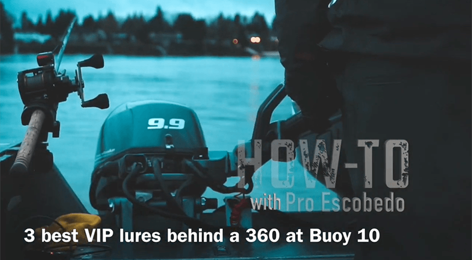 best lures at buoy 10 video