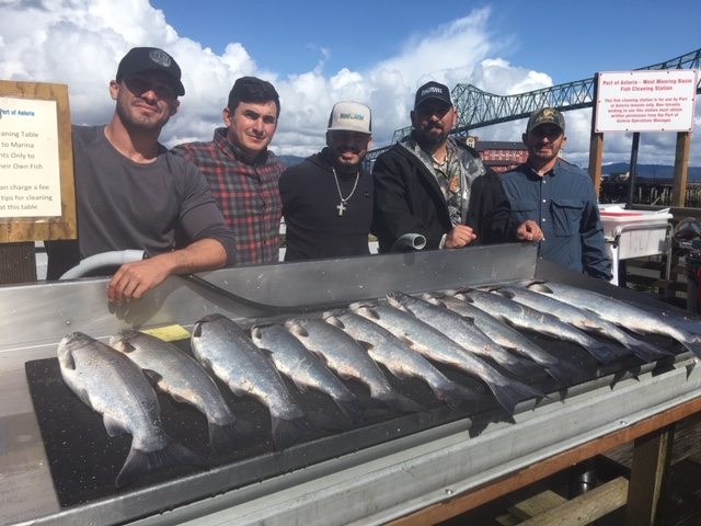 july fishing